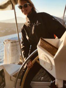 Clare Southwell Sailing Hobart